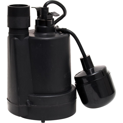 Superior Pump 1/4 HP Sump Pump