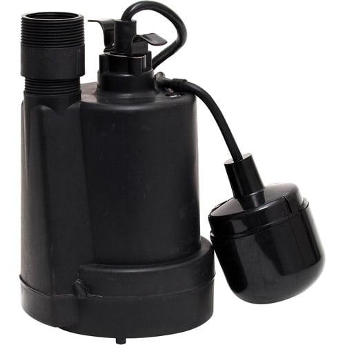 Superior Pump 1/4 HP Sump Pump