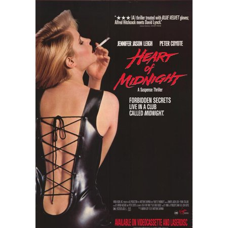 Heart Of Midnight Poster Movie B  27X40