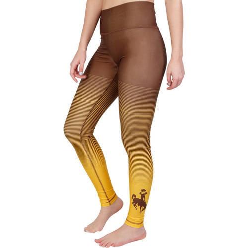 NCAA Wyoming Fringe Ladies' Sublimated Legging