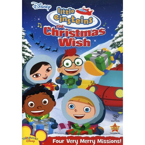 Little Einsteins: The Christmas Wish (Full Frame)