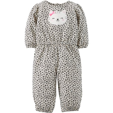 Child of Mine by Carter's Newborn Baby Girl Assorted Jumpsuits