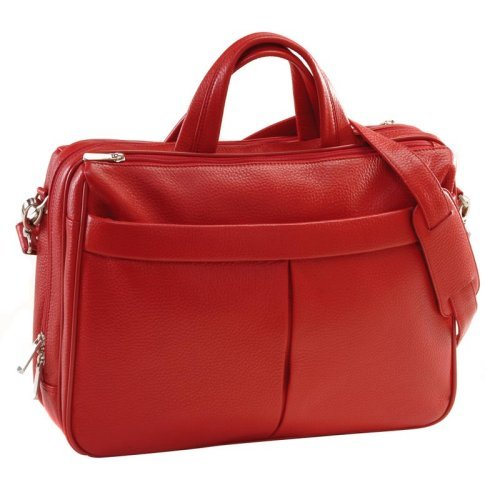 Royce Leather Ladies Leather Laptop Briefcase