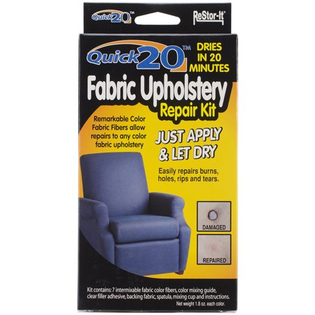 quick 20 fabric upholstery repair kit. Black Bedroom Furniture Sets. Home Design Ideas