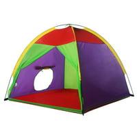 Kids Tent Play Children Indoor Boys Girls Playhouse Pop Up Toddler by Alvantor
