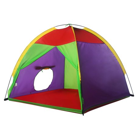 Kids Tent Play Children Indoor Boys Girls Playhouse Pop Up Toddler by Alvantor ()