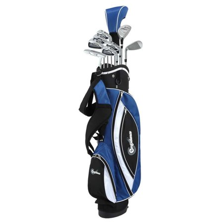 Confidence Golf Mens Power V3 Club Set and Stand