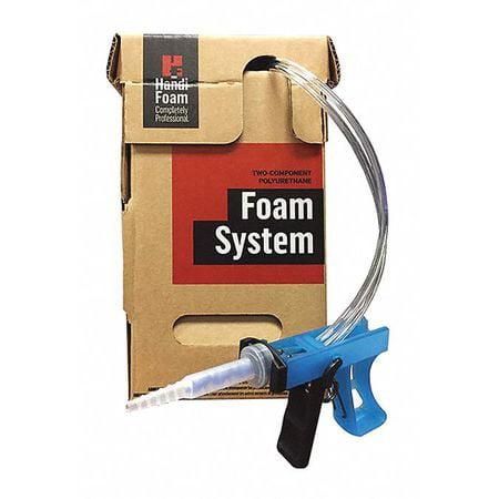 Insulating Spray Foam Sealant Kit, 4 lb.