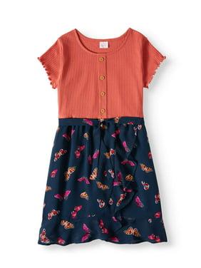 f5c99e9cac662 Big Girls Dresses & Rompers - Walmart.com