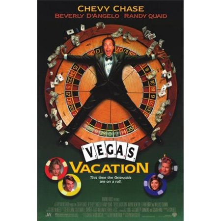 Posterazzi MOV191945 Vegas Vacation Movie Poster - 11 x 17 in. - image 1 de 1