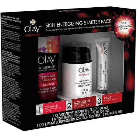 Olay Regenerist Skin Care Starter Trio