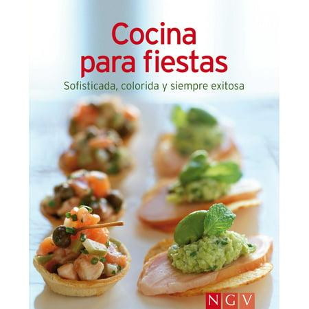 Cocina para fiestas - eBook