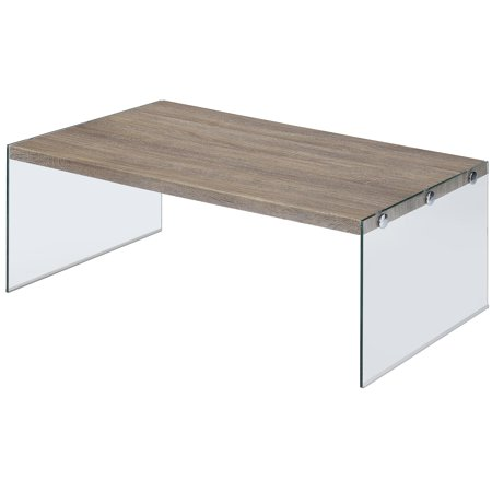 Clay Alder Home Jamestown Grey Upton Coffee Table
