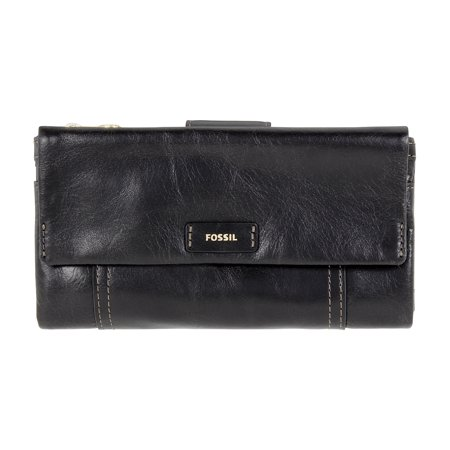- Fossil Ellis Ladies Medium Leather Clutch SL7104