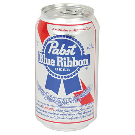 Pabst Blue Ribbon Can Safe (Pabst Blue Ribbon Beer)