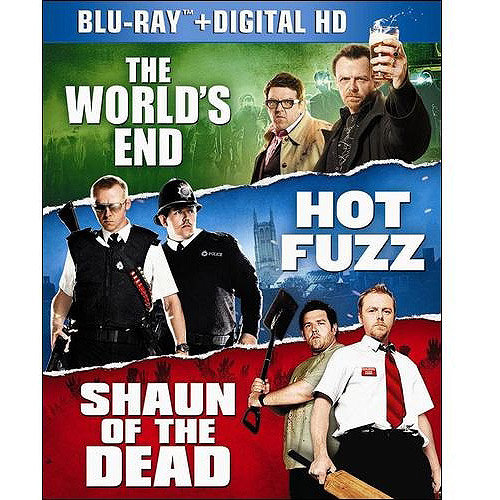 The World's End / Hot Fuzz / Shaun Of The Dead (Blu-ray) (With INSTAWATCH) (Widescreen)