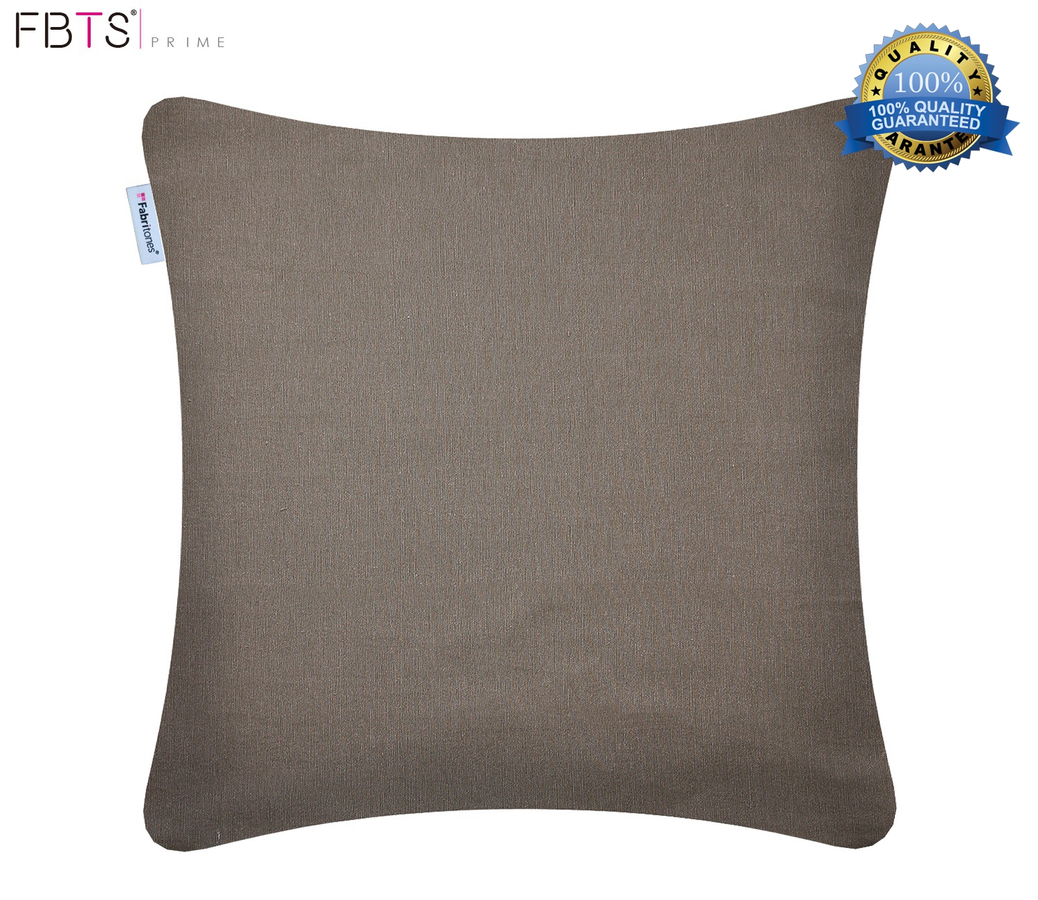 Throw Pillow Covers 18 X 18 Inches Brown Decorative Square