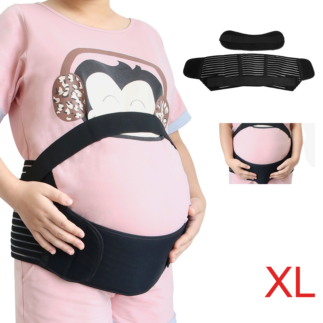 Maternity Support Belt Pregnancy Belly Band Antepartum Abdominal Back Support