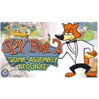 Tommo 58411048 Spy Fox 2: Some Assembly Required (PC/MAC) (Digital Code)