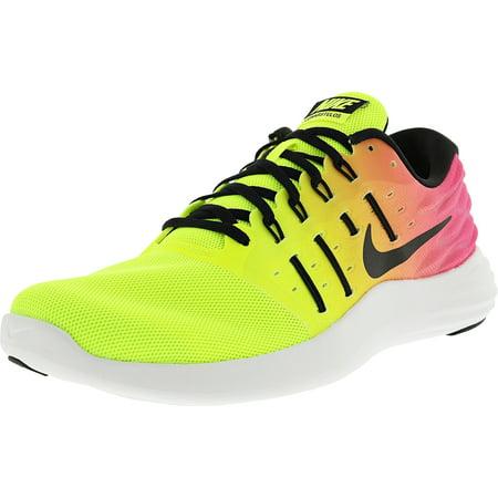 brand new 7207f 7a31d Nike Men s Lunarstelos Oc Multi-Color   Ankle-High Running Shoe - 9M ...