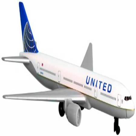 - United Airlines B777