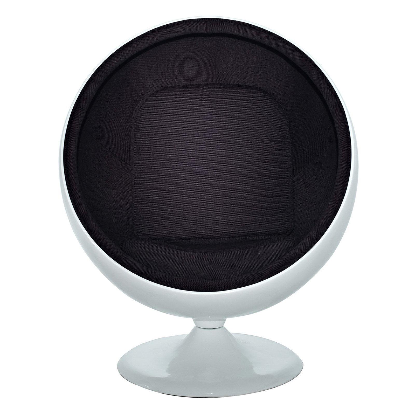 Modway Kaddur Fiberglass Lounge Chair, Multiple Colors