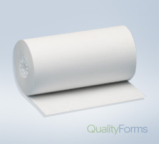 "Thermal Printer Rolls 4-3/8"" x 140', 50 Per Case"