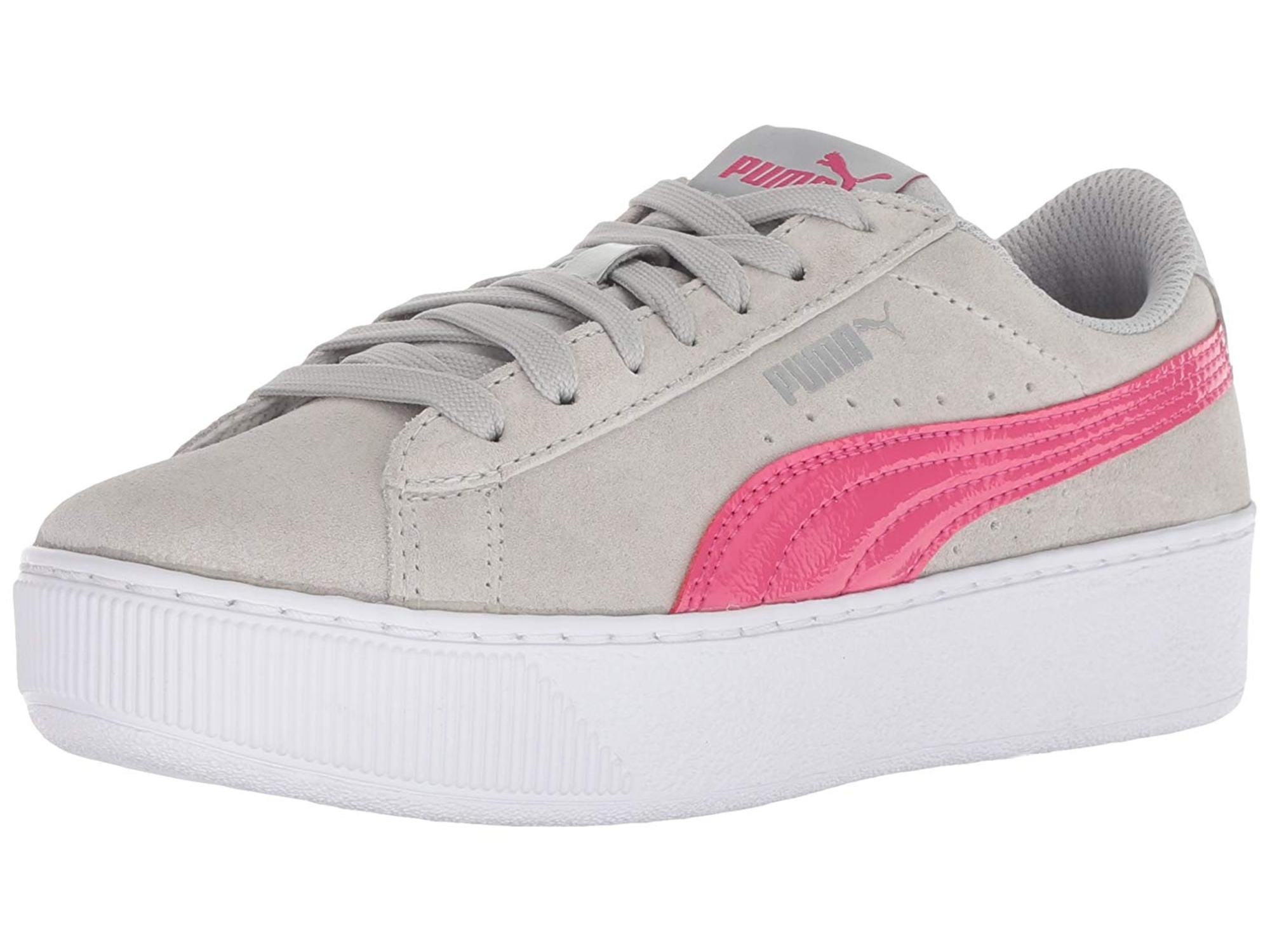016c5022277c4f Kids Puma Girls Vikky Platform Jr Low