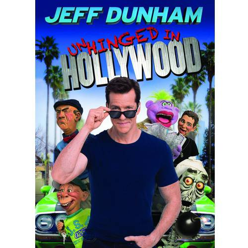 Jeff Dunham: Unhinged In Hollywood (With INSTAWATCH) MCAD61174257D