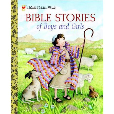 Bible Stories of Boys and Girls - eBook](Boy To Girl Halloween Story)