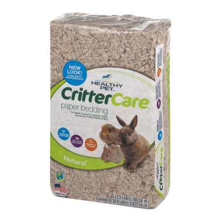 Healthy Pet CritterCare Paper Bedding, 30 L