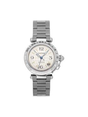 Pre-Owned Cartier Pasha C W31029M7 Watch (2-Year WatchBox warranty)