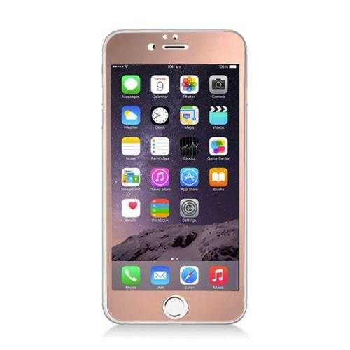 insten Clear Abrasion-resistant Tempered Glass Screen Protector For iPhone 6s / 6 (4.7 inch), Pink