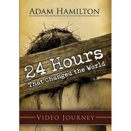 24 Hours That Changed the World DVD : A Video Journey - Party City 24 Hours