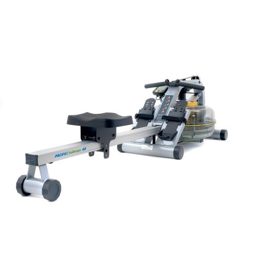 First Degree Fitness Pacific AR Rower Water Rower Exercise Machine