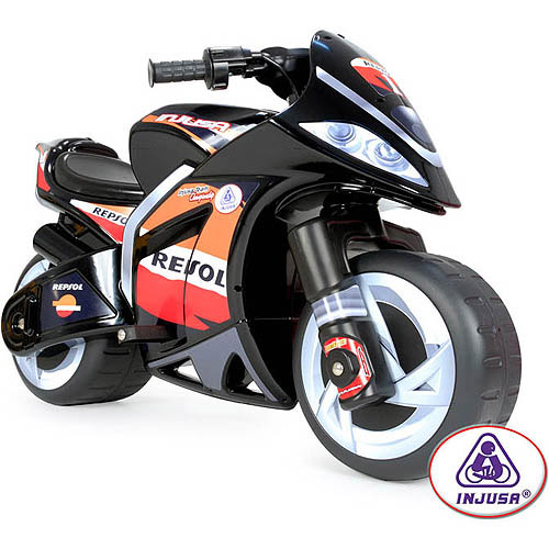 Injusa Repsol 6V Wind Motorcycle by Injusa