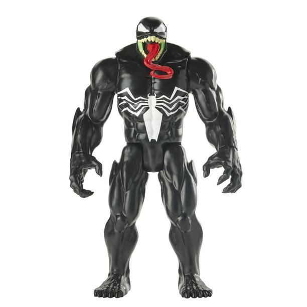 """Marvel Titan Hero Series Spider-Man Maximum Venom 12/""""  Action Figure IN HAND"""