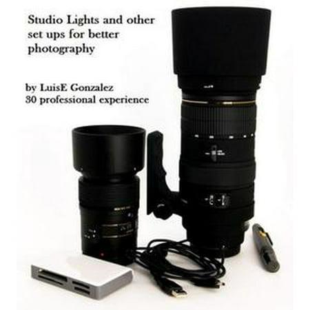 DIY Photo Equipment, Studio Lighting & Camera Support Systems - eBook