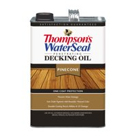 Thompson's WaterSeal Penetrating Deck Oil, Pinecone, 1 Gallon