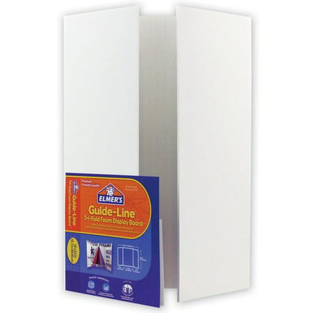 Elmers Guideline Mini Foam Project Display Board 18 x 24 - Mini Boards