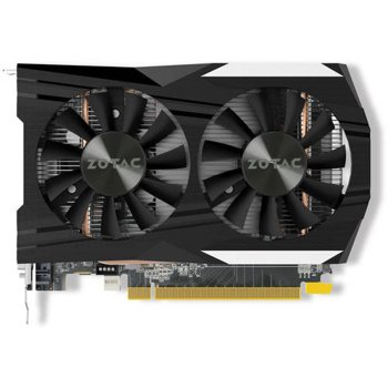 ZOTAC GeForce GTX 1050 Ti 4GB PCI Express Video Card