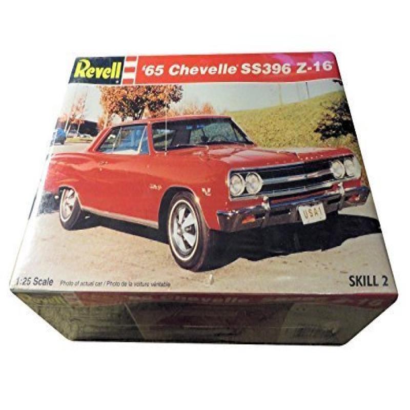 Revell #7611 1965 Chevelle SS396 Z-16 Model Kit by