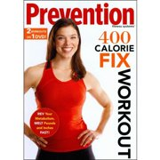 Prevention Fitness Systems: 400 Calorie Fix Workout