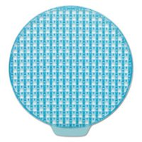Activeaire Deodorizer Urinal Screen - Coastal Breeze, with Side Tab - Blue, 12 per Case