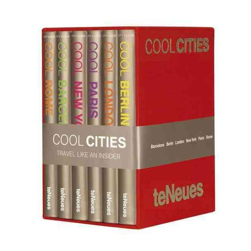 Cool Cities Box: Including 6 City Guides: New York, Paris, London, Berlin, Barcelona, Rome
