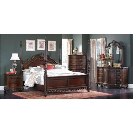 Homelegance Traditional Bedroom Set 188 Product Photo