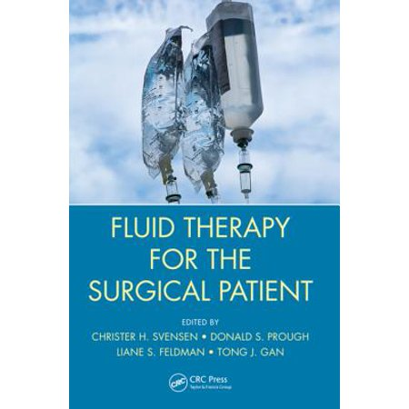 - Fluid Therapy for the Surgical Patient - eBook
