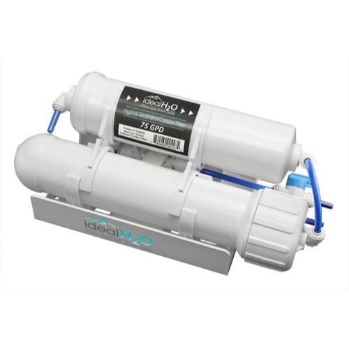 Ideal H2O 738325 Premium Reverse Osmosis System 75 GPD