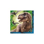 Jurassic World Party Lunch Napkins, 16ct