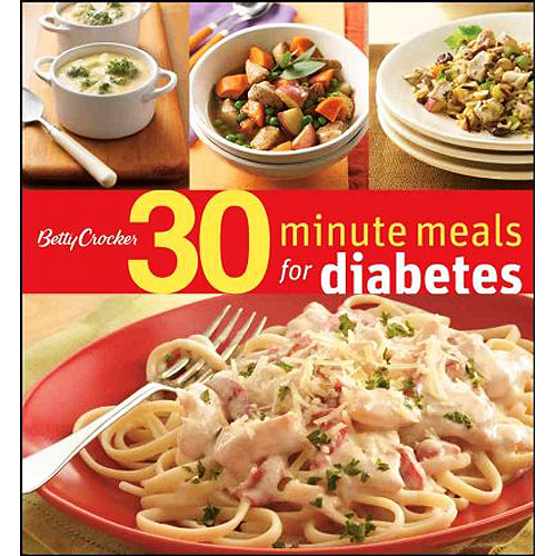 Betty Crocker 30 Minute Meals for Diabetes